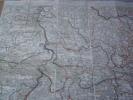Carte topographique d'Allemagne contenant l'electorat Palatin, une partie de l'archeveché de Mayence ; du duché de Würtemberg, et du marcgraviat de ...
