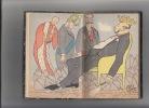 Les gens chics. Images en couleurs par le petit Bob. GYP (Sybille Marie Antoinette de RIQUETTI, comtesse Martel de Janville)