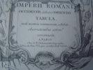 carte geographique: Imperii Romani, Imperii  Orientis,Carte du Monde antique, de l'Egypte, de l'Empire antique . BONNE (Rigobert) - DELAMARCHE - DE ...