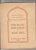 Deux peintres et un poète, retour d'Algérie. TASLITZKY Boris - MIAILHE Mireille - DUBOIS Jacque.Introduction de Jeanne Modigliani . Collectif