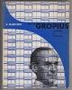 Walter Gropius. L'homme et l'oeuvre.. Gropius, Walter. - Giedion, Siegfried