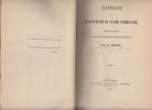 Électricité ou magnétisme du globe terrestre : extrait d'études sur les principes des sciences physiques . Brück,R