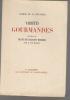 Variétés gourmandes, suivies du Traité des excitants modernes par H. de Balzac. GRIMOD DE LA REYNIERE, Alexandre, Balthasar, Laurent