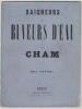 Baigneurs et buveurs d'eau.Album.. CHAM.- (Pseud. d' Amédée Charles Henri de Noé)