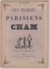 Ces Diables de Parisiens.Album.. CHAM.- (Pseud. d' Amédée Charles Henri de Noé)