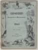CHINOISERIES TURQUERIES ET AUTRES MAROQUINADES.Album.. CHAM.- (Pseud. d' Amédée Charles Henri de Noé)
