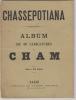 Chassepotiana, album de 60 caricatures par Cham.Album.. CHAM.- (Pseud. d' Amédée Charles Henri de Noé)