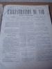 L'ILLUSTRATION DU VAR 1872 - journal hebdomadaire- 31 mars- 28 juillet. 1872 ( 1re année, n° 1- 17), tout ce qui a paru. Collectif