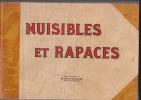 Nuisibles et rapaces.. Manufrance] Collectif