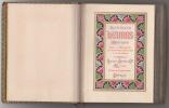 Nouvelles Heures Gothiques d' après les Manuscrits des Bibliothèques Nationales et Particulières,intégralement en chromolithographies.. LEROY , SECAIL ...