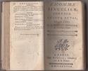 RECUEIL DE 7 PIECES de theatre XVIIIe. siécle dont des éditions originales :  Voltaire / Hume, David (Pseud.) : Le Caffe ou L'Ecossaise, comedie. ...