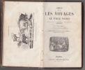 ABREGE DE TOUS LES VOYAGES AU POLE NORD DEPUIS NICOLO ZENO JUSQU'AU CAPITAINE ROSS (1380-1833 -36) .  LEBRUN HENRI