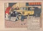 Caricature Code de la route : Article XI : STATIONNEMENT DES VEHICULES SUR LA VOIE PUBLIQUE.