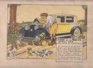 Caricature Code de la route : Article XXX : CIRCULATION DES AUTOMOBILES.