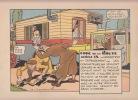 Caricature Code de la route : Article IX : CROISEMENT ET DEPASSEMENT.