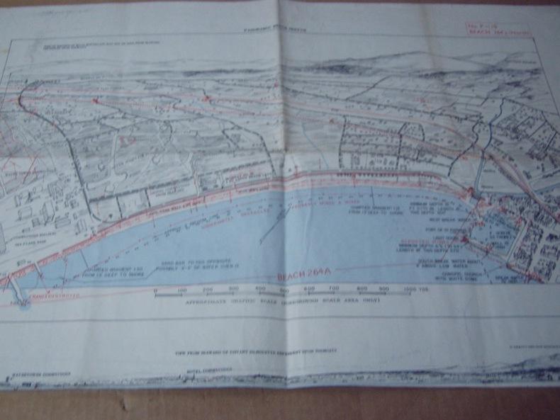 Cartes débarquement Provence 1944 - Cartes Bigot américaines dàtées de Juillet 1944,FREJUS etc - invasion beach maps. US ARMY Etat-major