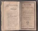 BEAUTÉS DE L'HISTOIRE DES ESPAGNES OU GRANDES ÉPOQUES DE CETTE HISTOIRE Faits intéressans, Usages, Moeurs et coutumes, Navigation, Mines et commerce, ...