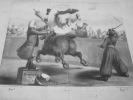 Hop!.…………. hop ! ……………… hop !!!! - Lithographie parue dans le N° 191 du journal la Caricature du 3 juillet 1834. . Roubaud, Benjamin (dit Benjamin) ...