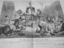 A ceux que ces présentes verront, salut!. Lithographie parue dans le N° 194 du journal la Caricature du 24 juillet 1834. Planche n°406-407. TALLEYRAND ...