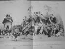 Très humbles et très dévoués gardes nationaux passés en revue par leurs très hautes, très puissantes et très colossales majestés.. Grandville et ...