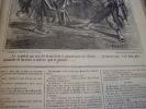 EN ROUTE VERS PEKIN (2) -Lithographie . Cham,(Pseud. d' Amédée Charles Henri de Noé)-  Le Charivari.