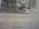en Chine ..Lithographie originale.. CHAM - (Pseud. d' Amédée Charles Henri de Noé)