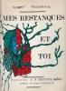 Mes restanques et toi : poèmes/ Roger Escoffier,... illustrations de Serge Betoux (dit Sébé).. Escoffier ,Roger