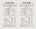 Horaires PARIS _alpes - COTE D'AZUR par la STAR. AVIATION - STAR