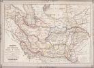 Royaume de Perse,Herat et Kaboul etc carte, Publiée en 1842 . LEVASSEUR V.,