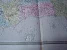 Carte du Département de la MANCHE avec vue de St.LO  dréssée par Donnet. DONNET ,FREMIN et LEVASSEUR ou DONNET and MONIN