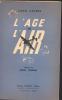 L'âge de l'air. 25 ans d'Aviation commerciale dans le Monde. 1920-1945. Préface de Henri Farmann. . CASTEX (Louis)