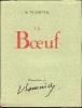 LE BOEUF- .  VLAMENCK  Maurice de