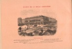 Catalogue ETE 1888,avec prix marqués. MAISON DE LA BELLE JARDINIERE