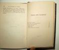 Les Chroniques du Moghreb. Etudes algériennes.. Buchard, Henry de