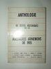 Anthologie de textes historiques sur les massacres arméniens de 1915.. Collectif