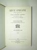 Revue Africaine. Journal des travaux de la Société Historique Algérienne. Volume 24..