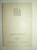IBLA. Revue de l'Institut des Belles Lettres Arabes. Numéros 114-115..