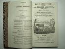 LE CULTIVATEUR, journal des progrès agricoles 1843-1844.