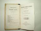 Chants populaires de l'Ecosse. Tomes 1 et 2. . WALTER-SCOTT