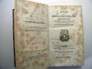 Annales de la propagation de la foi. Edition originale..