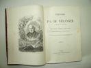 Chansons de P.-J de Béranger anciennes et posthumes. Béranger