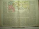 Atlas élémentaire géographique, historique, chronologique et généalogique, ou choix de 10 cartes du grand atlas de A. Lesage.