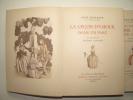 La leçon d'amour dans un parc. Les nouvelles leçons d'amour dans un parc. 2 volumes.. BOYLESVE René, SAUVAGE Sylvain