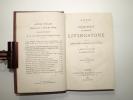 Comment j'ai retrouvé Livingstone.. J. BELIN-DE LAUNAY