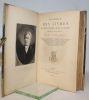 Catalogue des livres manuscrits et imprimés, anciens et modernes, composant la collection de feu M. E. Rouard, bibliothécaire de la ville ...