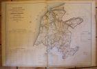 Carte du canton de Criquetot.. FOUCHE (M., agent Voyer en chef).