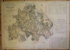 Carte du canton de Forges.. FOUCHE (M., agent Voyer en chef).