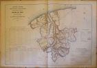 Carte du canton de Cany.. FOUCHE (M., agent Voyer en chef).