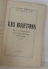 Les Bretons - Essai de Psychologie et de Caractérologie Provinciales.. [BRETAGNE] STROWSKI (Stéphane).
