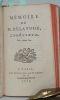 Réunion d'ouvrages sur la période révolutionnaire : Vrai miroir de la noblesse. Regardez-y, Bourgeois. 61 pp - Liste des noms des ci-devant nobles, ...